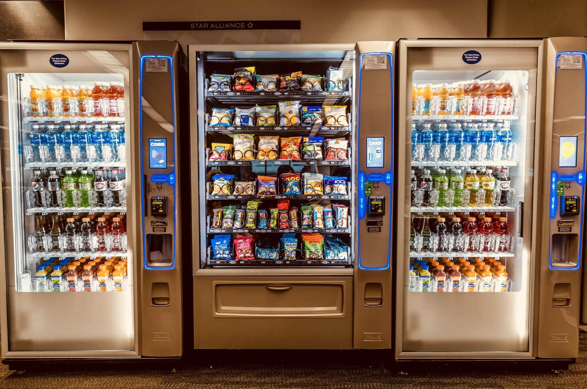Lo studio informa: concessione del sevizio di distribuzione automatica di bevande e prodotti alimentari