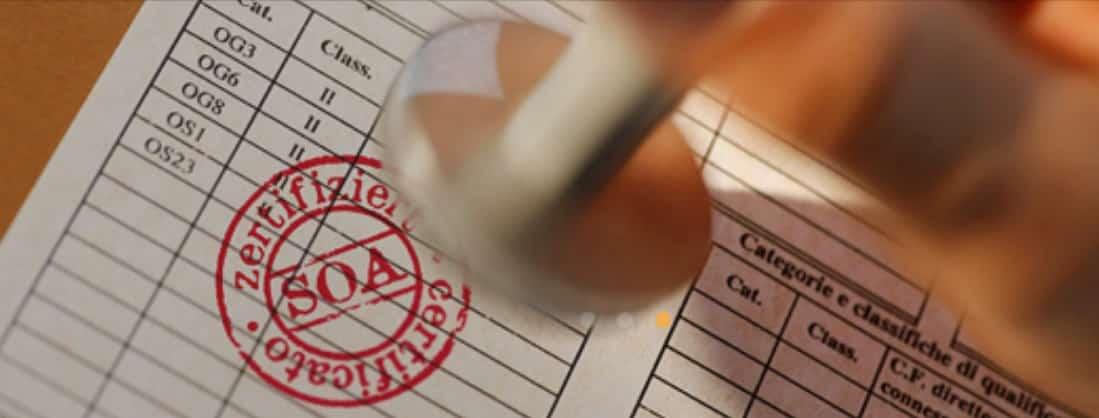 I requisiti di qualificazione ex art. 90 d.p.r. n. 207/2010 ed il loro rapporto con la SOA