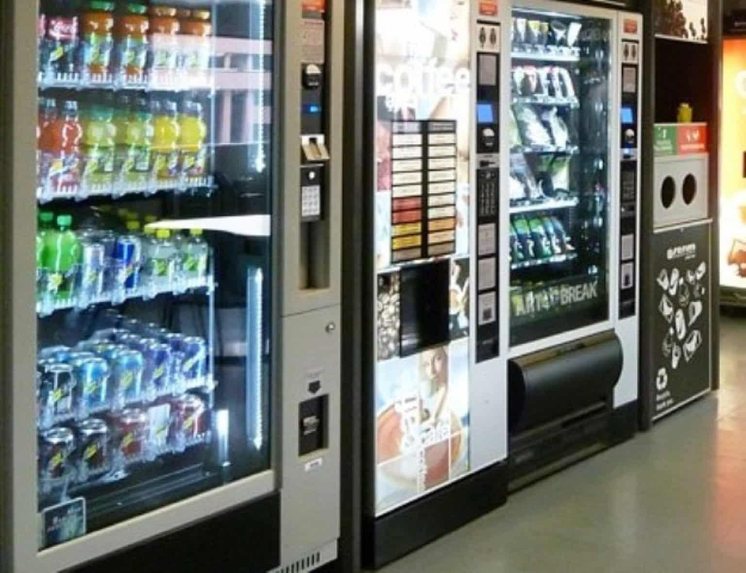 Assegnazione fornitura servizio di installazione e gestione di distributori automatici